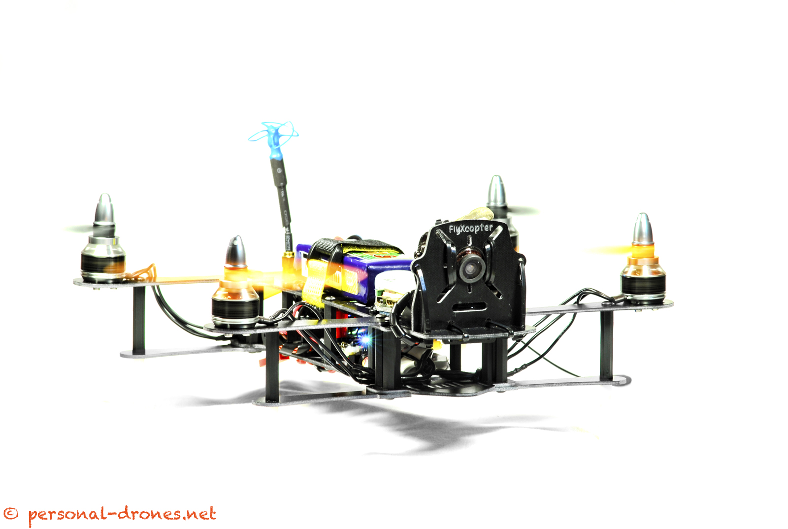 FlyXcopter FlyX-Mini Quadcopter