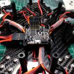 AcroNaze32 on Blackout Mini Spider Hex