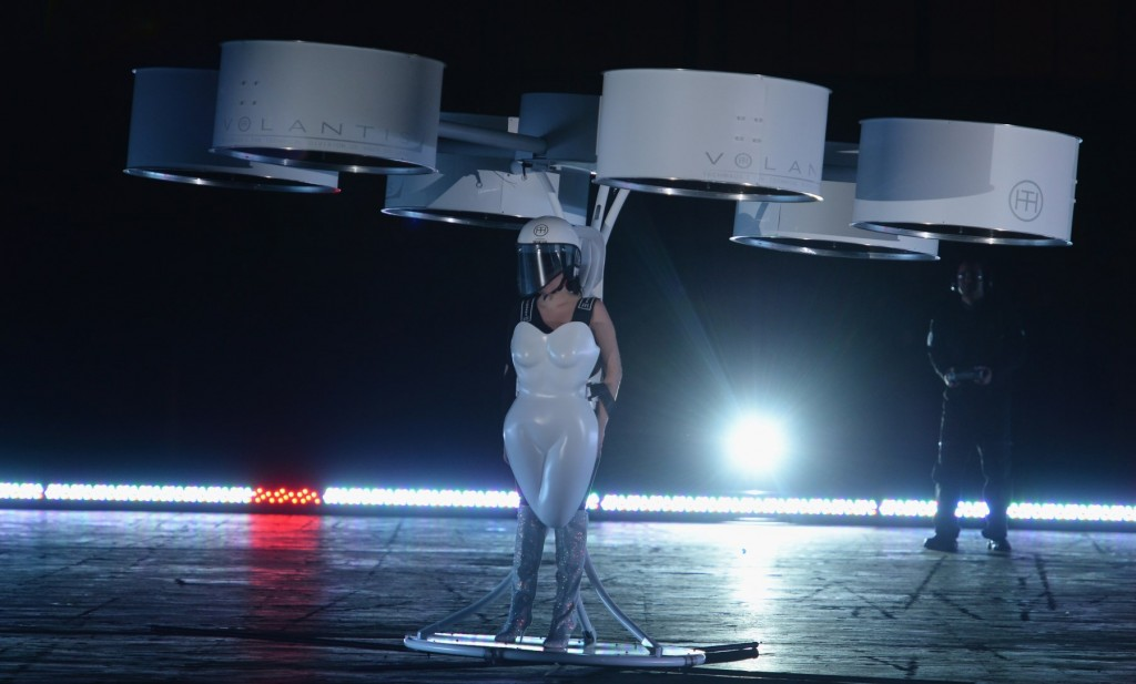Lady Gaga Volantis - source