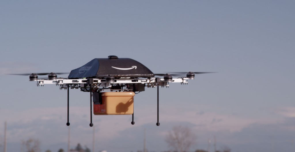 Amazon Prime Air octocopter