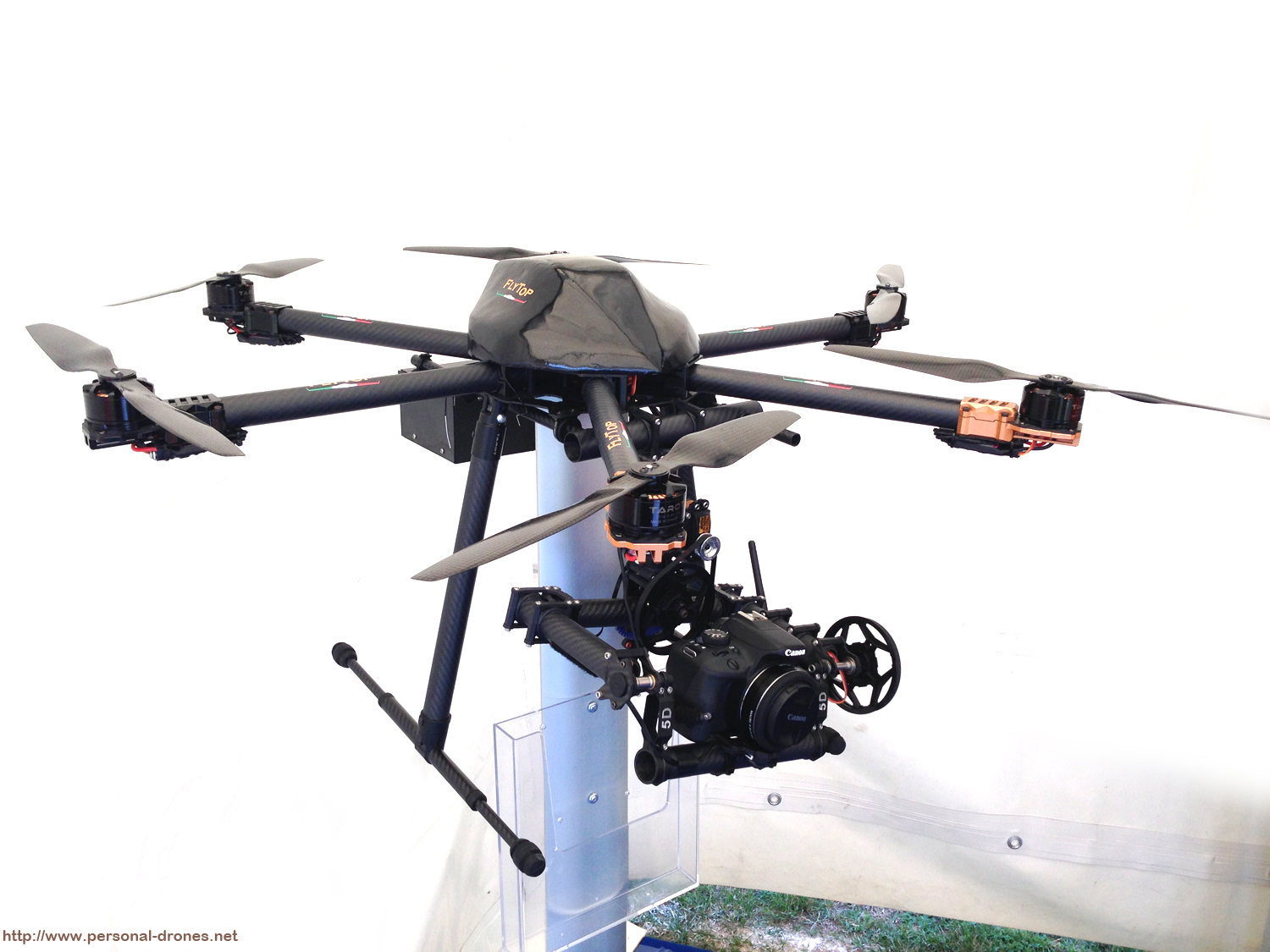 Fly Top Hexacopter