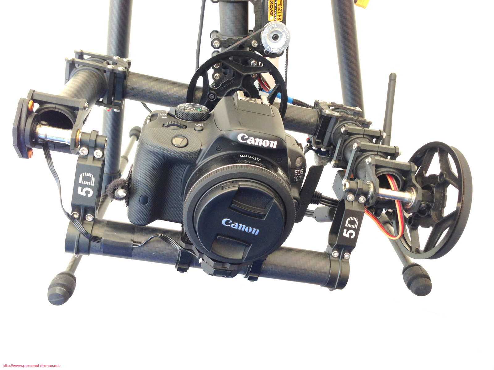 Fly Top Gimbal