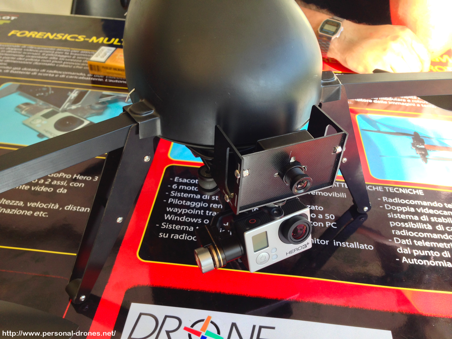 Drone Point Forensics Multirotor FM-1