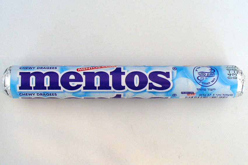 One mentos that are well known to trigger