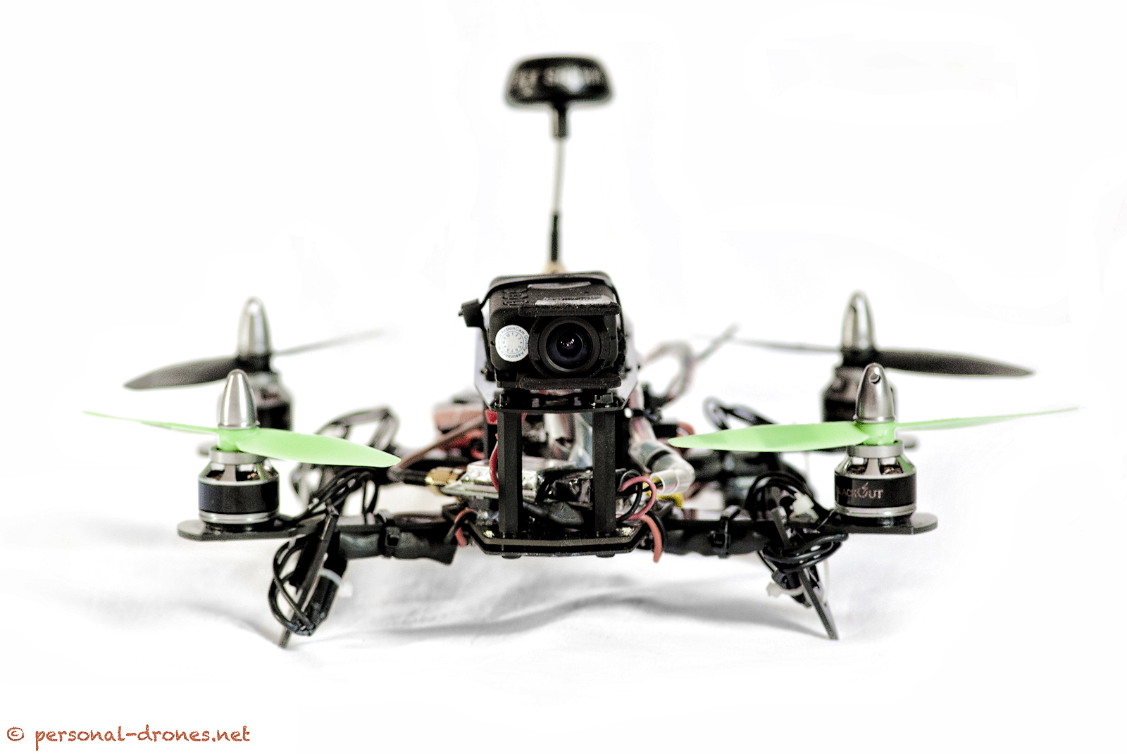 Blackout Mini H Quad
