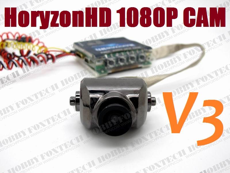 The HoryzonHD V3 Camera by FoxTechFPV