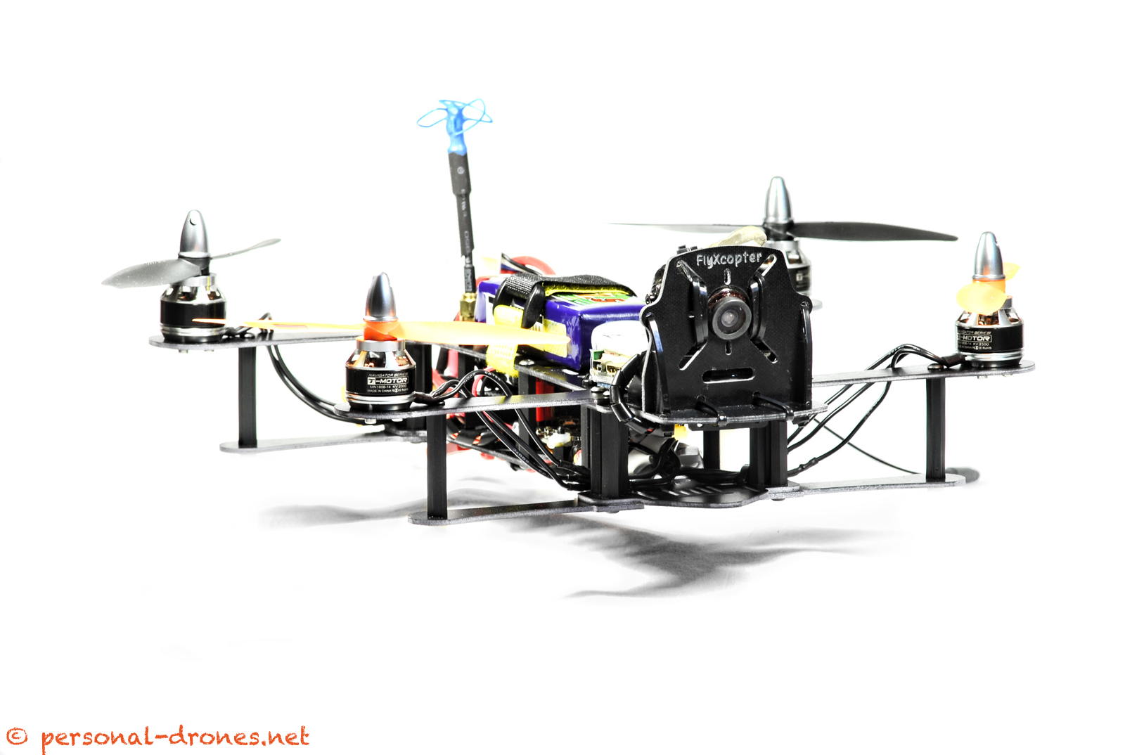 FlyXcopter FlyXmini quadcopter