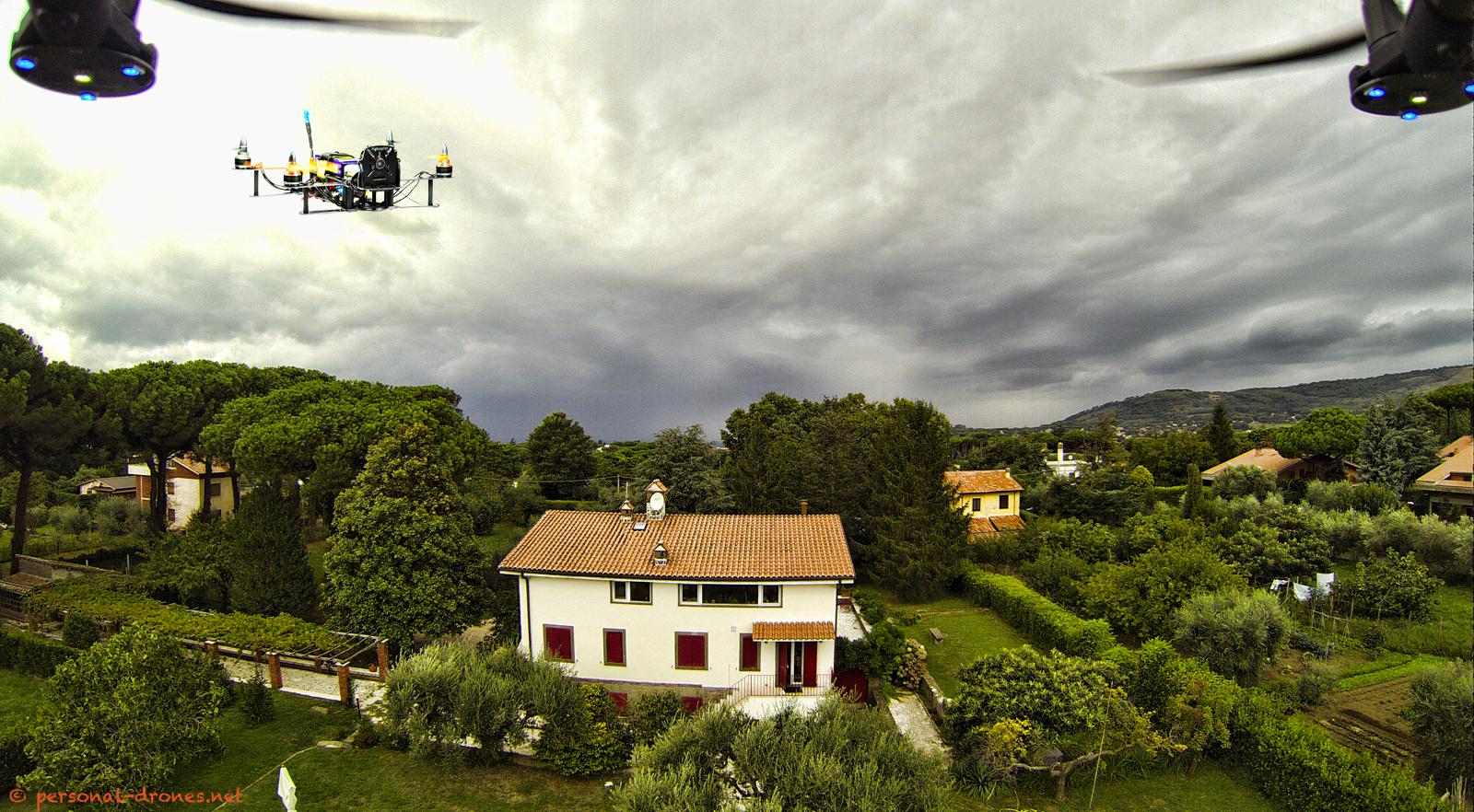 Drone encounters