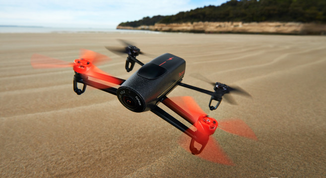 Parrot Beebop drone