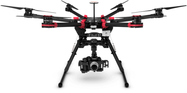 DJI Spreading Wings