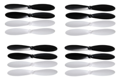 Spare propellers