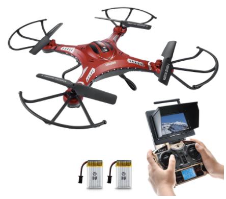 Drone FPV system