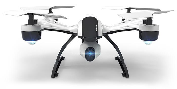 Pioneer JXD 509V drone