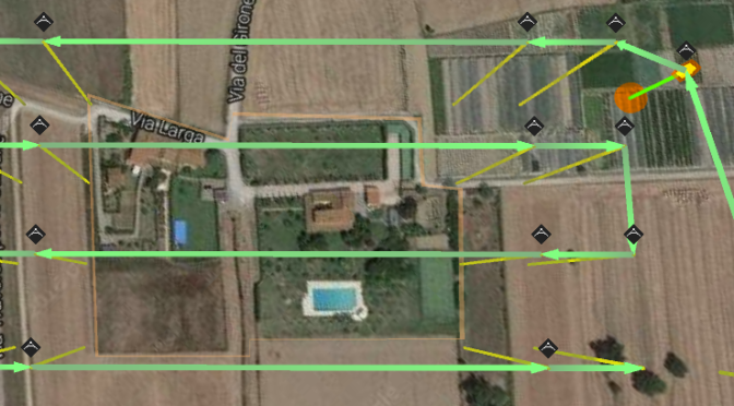UGCS PHOTOGRAMMETRY TOOL FOR UAV LAND SURVEYING MISSIONS