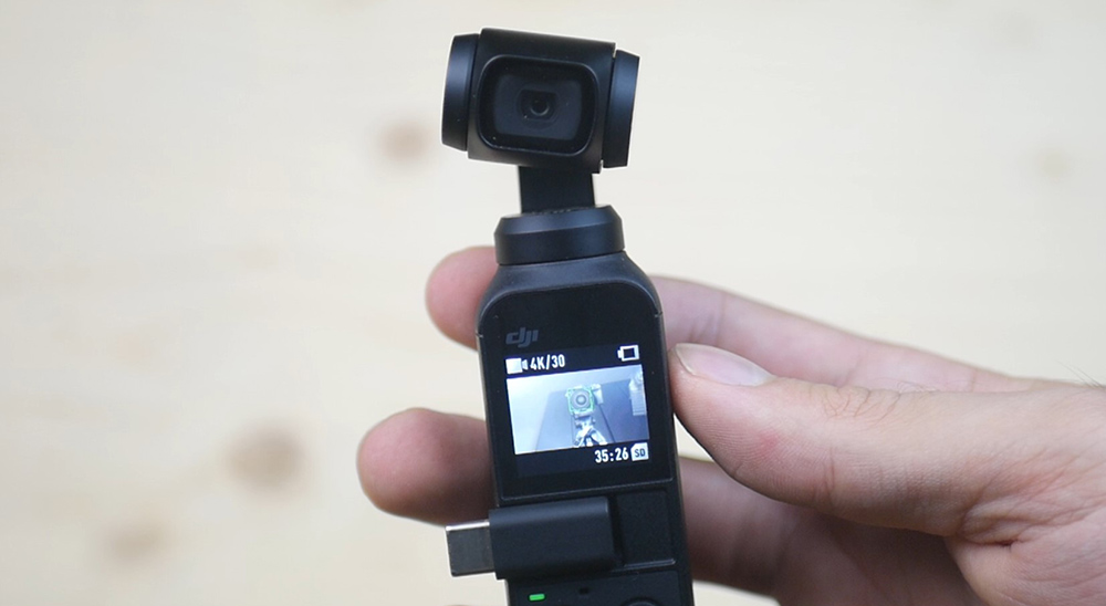 DJI Osmo pocket – the vlogging camera you've been waiting